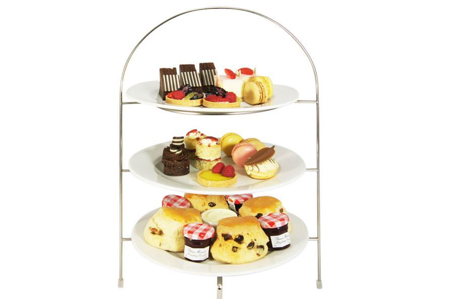 Afternoon Tea Menu G for 4 people