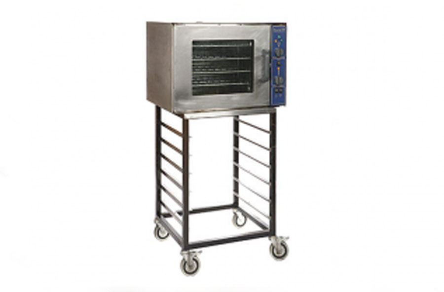 Oven - large electric fan oven,  gastronome size, 13 amp.