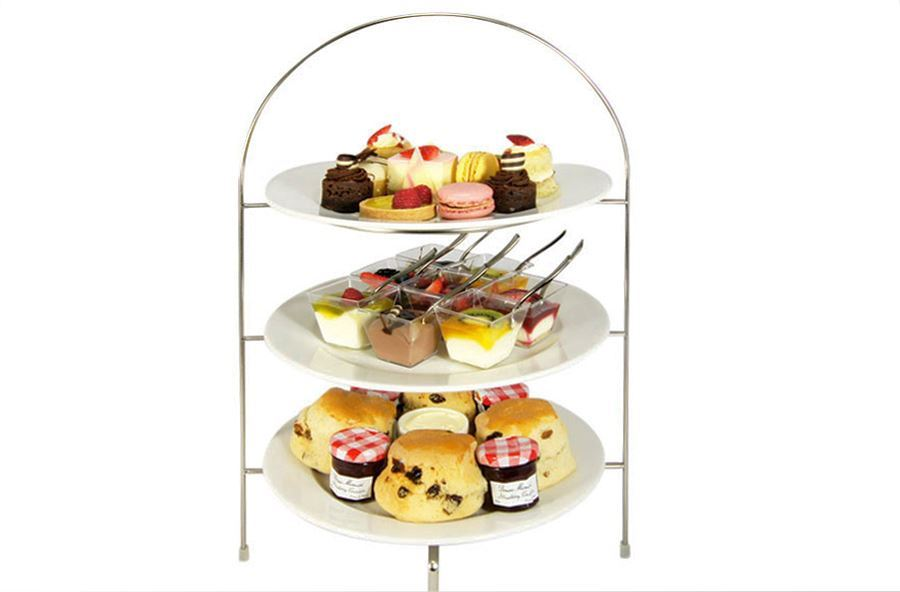 Afternoon Tea Menu D for 4 people