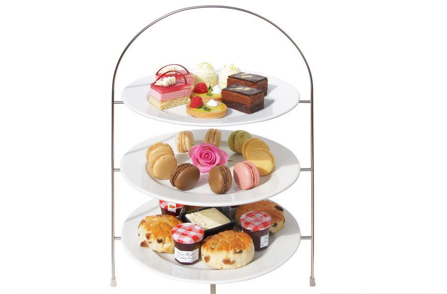 Afternoon Tea Menu E for 4 people