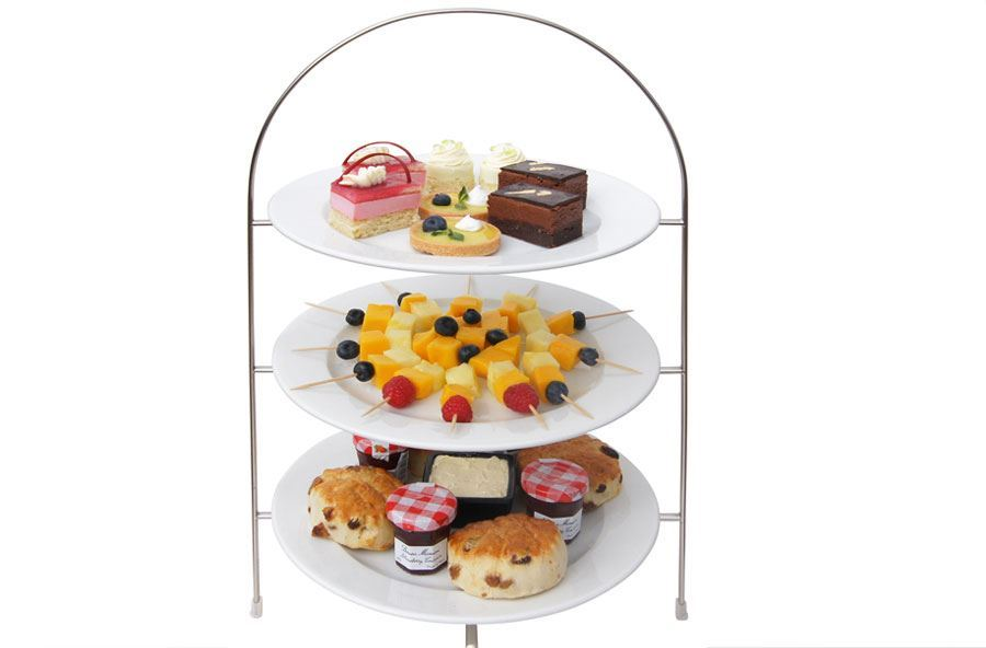Afternoon Tea Menu F for 4 people