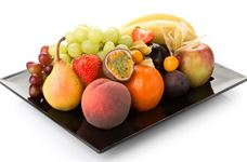 Exotic whole fruit bowl selection (serves 10)