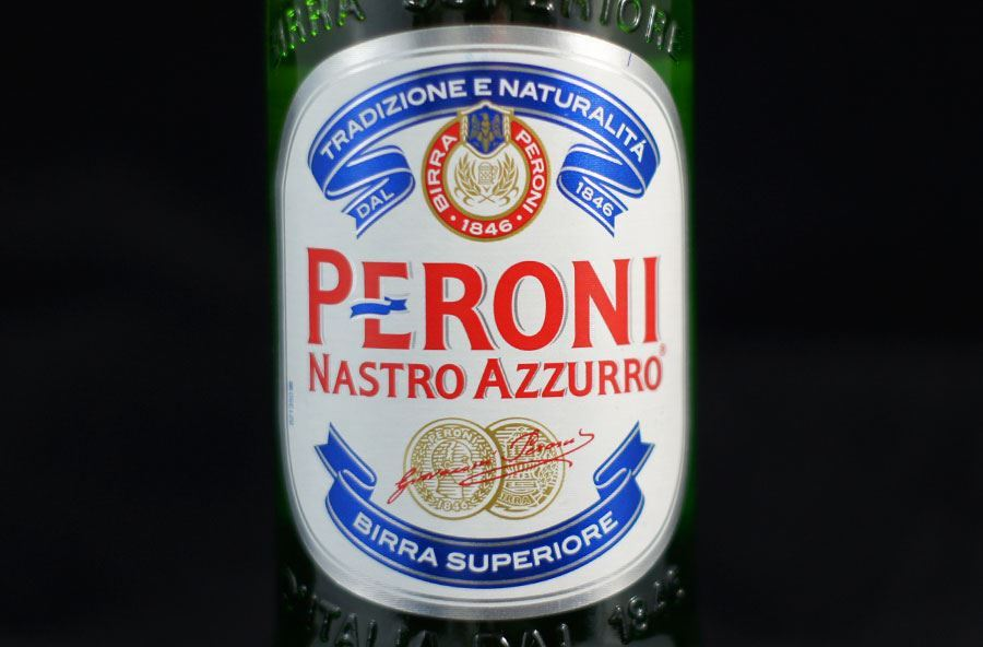 Peroni beer (330ml) - Italy