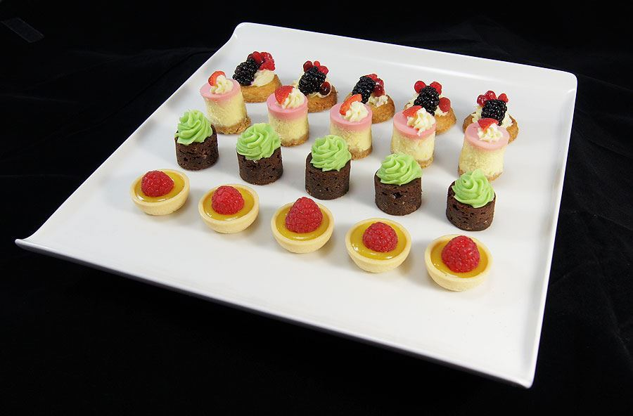 Petit fours (2 per person)