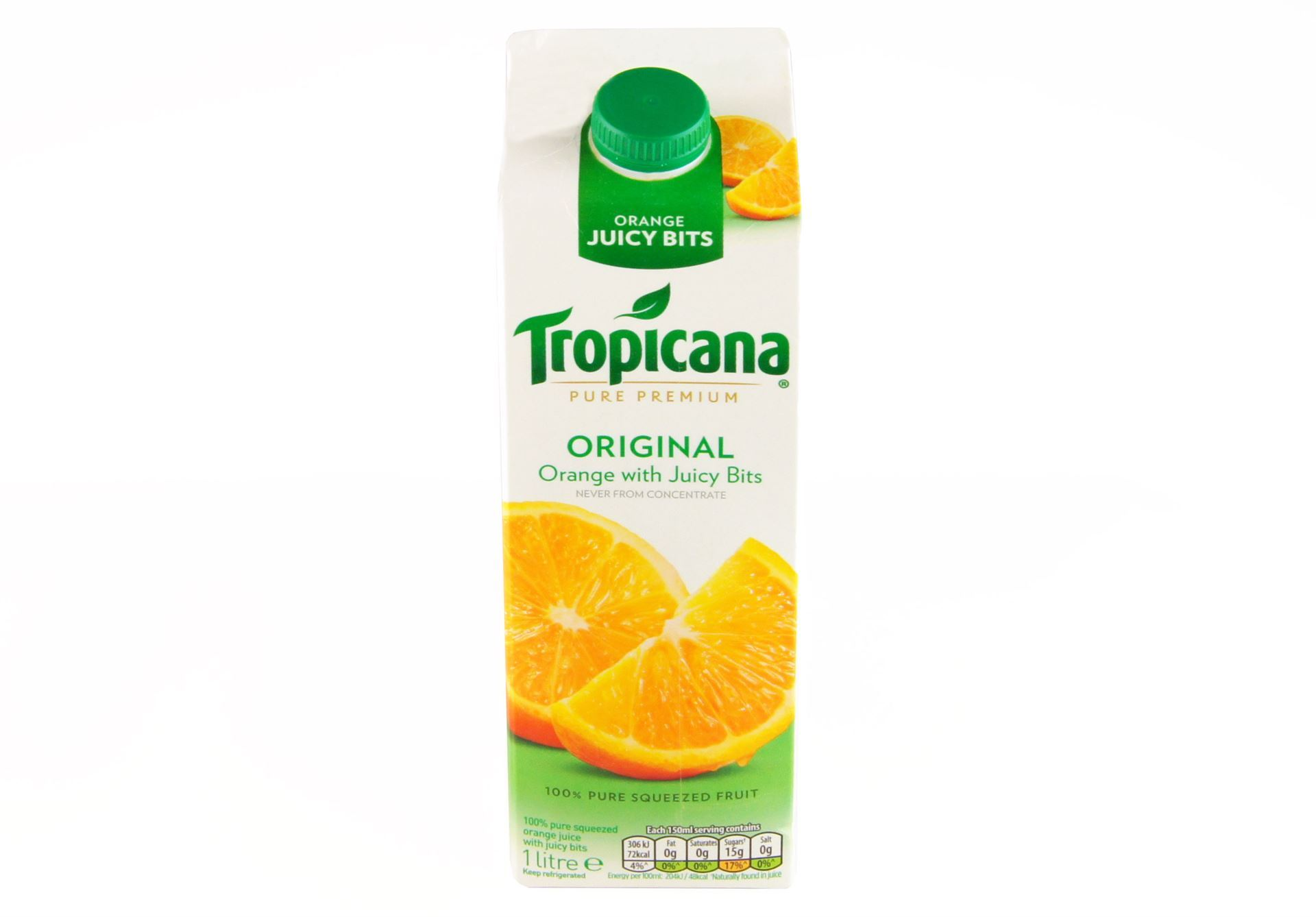 Tropicana orange juice (1 litre)