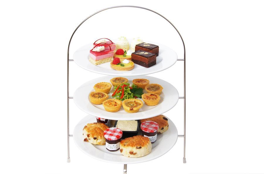 Afternoon Tea Menu C for 4 people