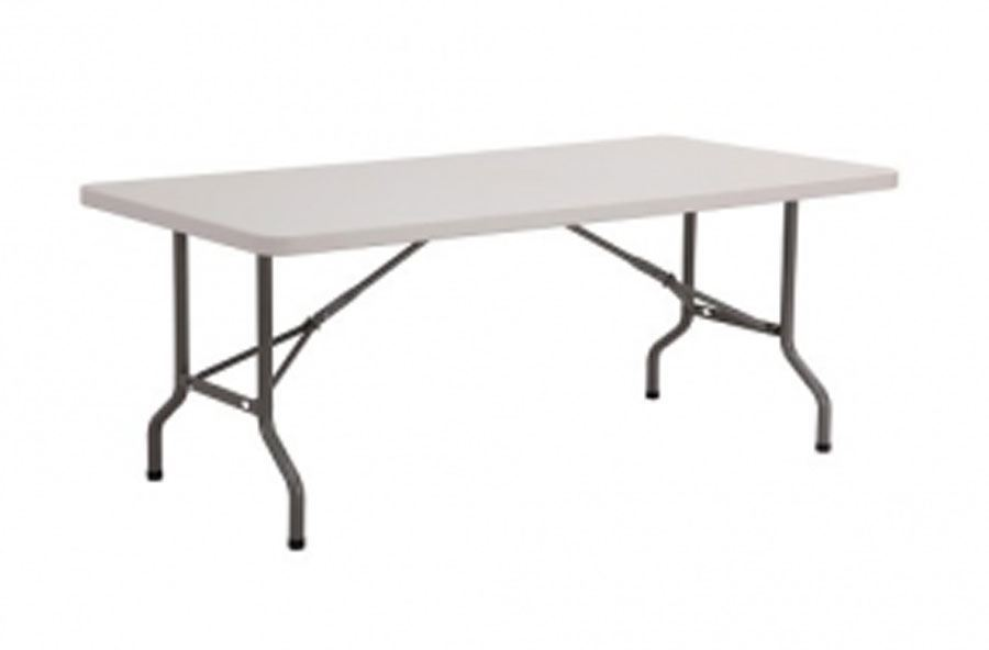 Trestle table 6ft