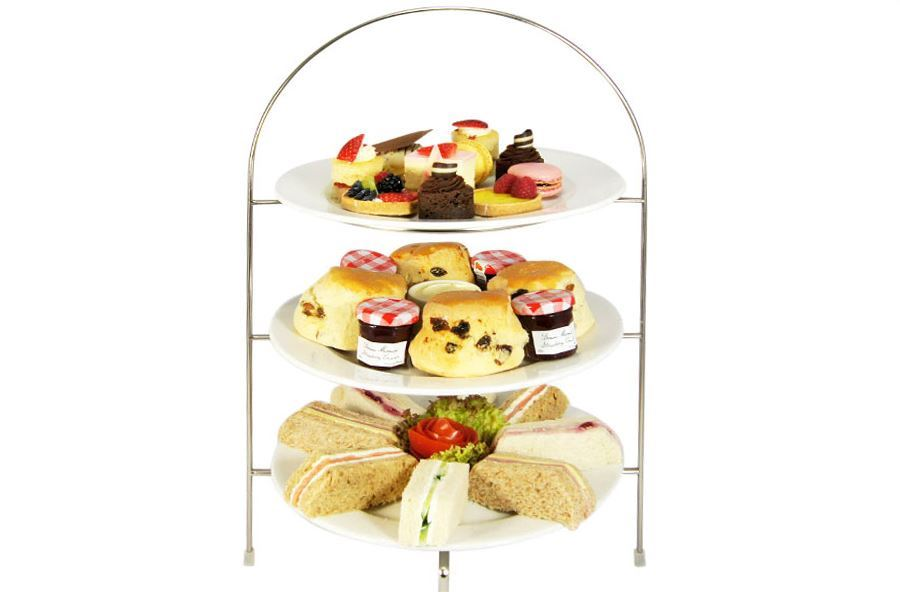 Afternoon Tea Menu A for 4 people