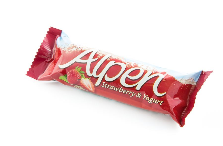 Alpen cereal bar